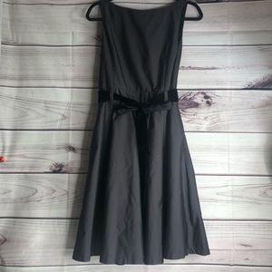 Formal black dress,Banana Republic size 8p